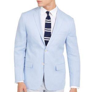 Lauren Ralph Lauren Linen Sport Coat Blazer Jacket